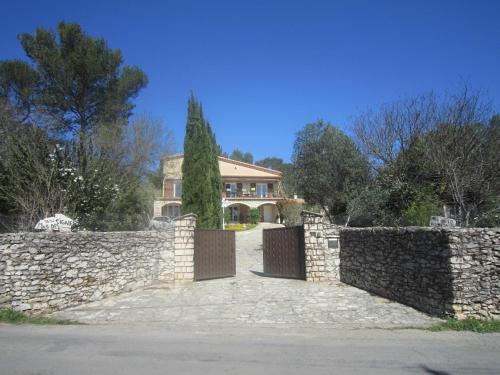 Le Mas Des Cigales - Chambre d'hôtes - Nîmes