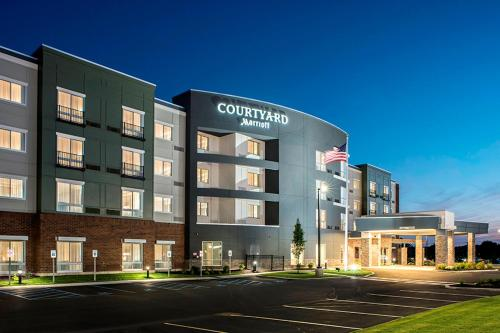 Courtyard by Marriott Albany Clifton Park - Hotel