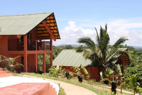 L'Oasis Lodge, Analanjirofo