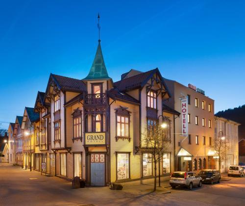 . Grand Hotel Egersund