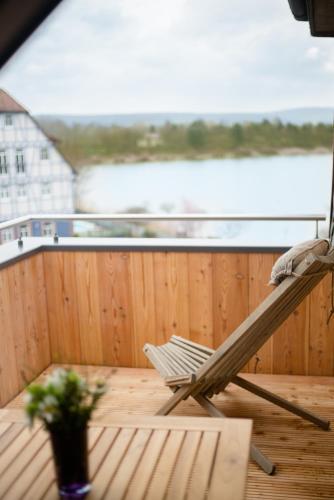 Seehotel Niedernberg   Das Dorf Am See