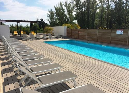 Les Terrasses D'Aix - Hôtel - Aix-en-Provence