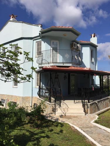 Fethiye Mavi Villa adres
