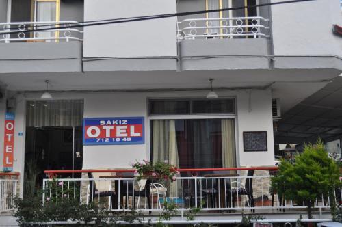 Cesme Sakiz Hotel indirim kuponu