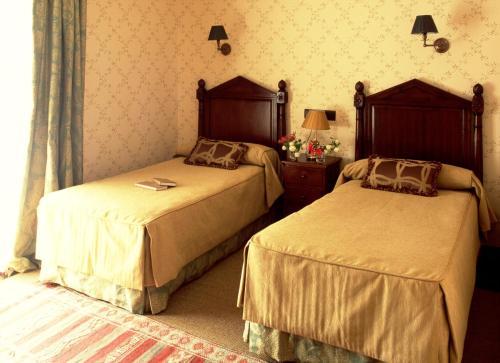 Doppelzimmer Remanso de Gredos 13