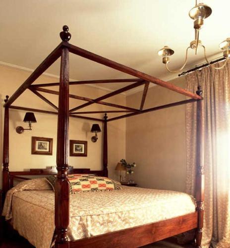 Double Room Remanso de Gredos 8