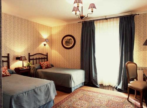 Doppelzimmer Remanso de Gredos 12