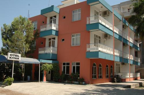 Demre Kiyak Hotel harita