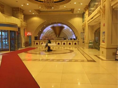 Manzhouli Port International Hotel