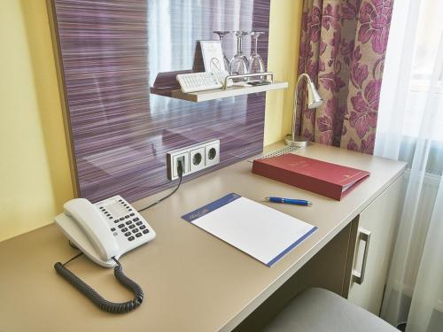 Hotel Alfa Zentrum photo 14