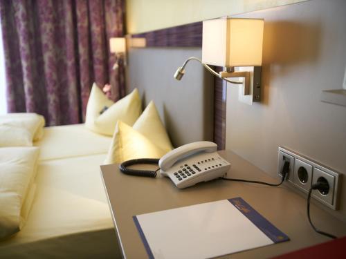 Hotel Alfa Zentrum photo 17
