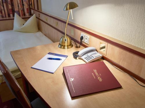 Hotel Alfa Zentrum photo 24