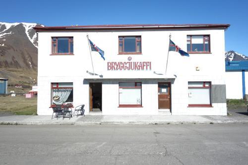 . Bryggjukaffi Hostel