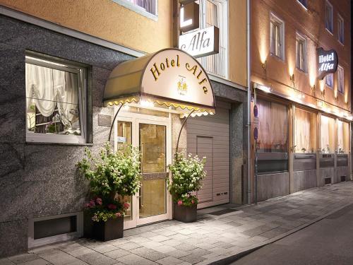 Hotel Alfa Zentrum photo 66