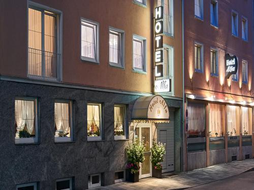 Hotel Alfa Zentrum photo 29