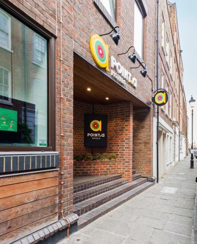 13-15 Folgate Street, London, E1 6BX, United Kingdom.