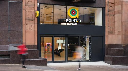 Point A Hotel Glasgow