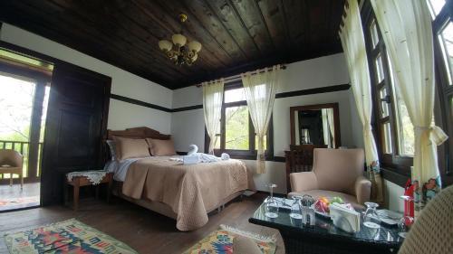 Kasaba Hotel Sadibey Ciftligi odalar