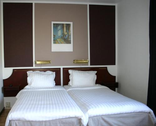 Quarto Twin com Vista Jardim (Twin Room with Garden View)