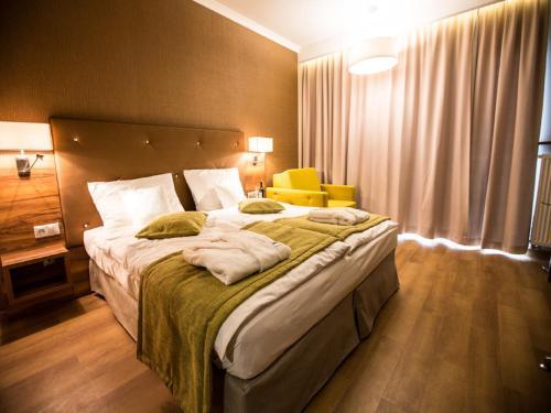 . Mineral Hotel Malinowy Raj