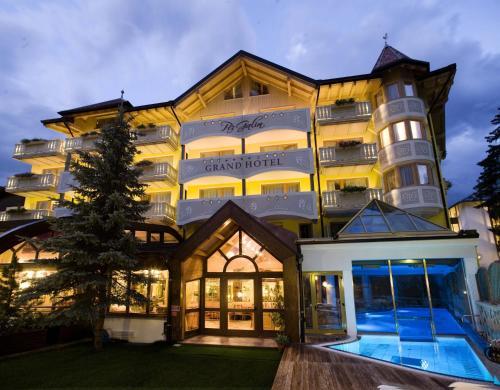 Piz Galin Grand Hotel Family & Wellness Andalo