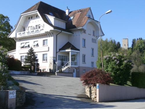 . Hotel La Rochette