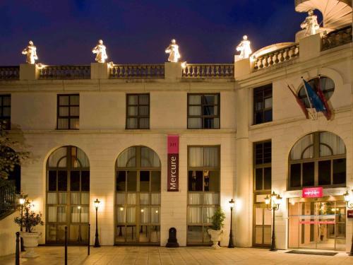 Mercure Paris Gobelins Place d'Italie