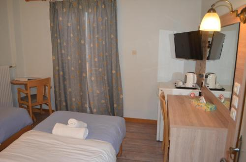 Rozos Hotel 房间的照片