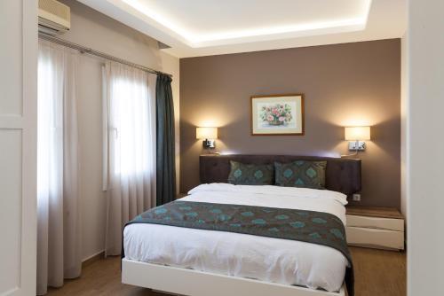 Yalıkavak Sun Garden Apart Hotel odalar
