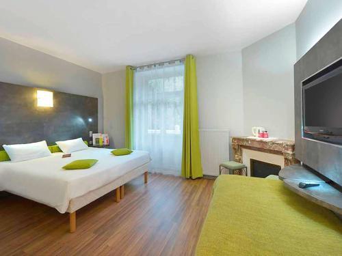 Best Price On Hotel Mercure Saint Nectaire Spa Bien Etre In