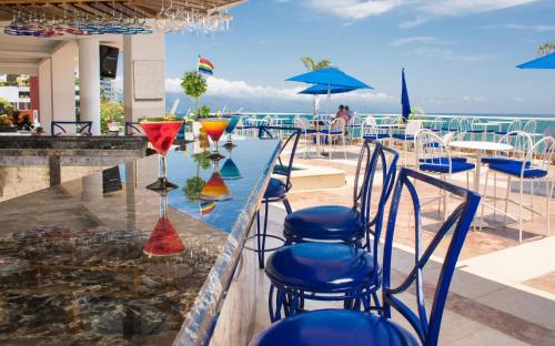 Blue Chairs, Puerto Vallarta