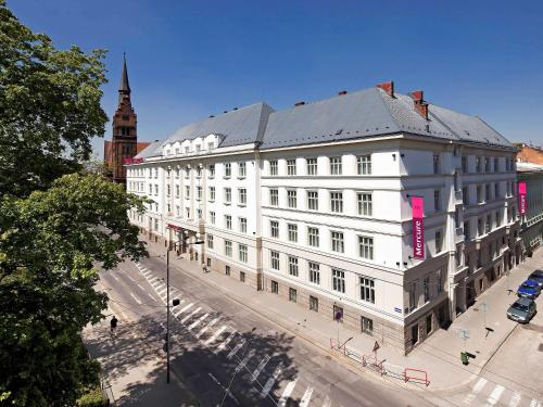 Mercure Ostrava Center - Hotel - Ostrava