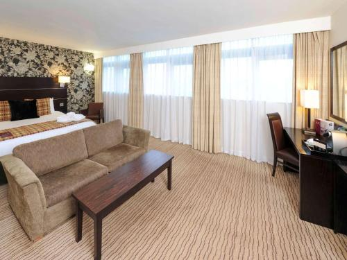 Foto - Mercure Manchester Piccadilly Hotel