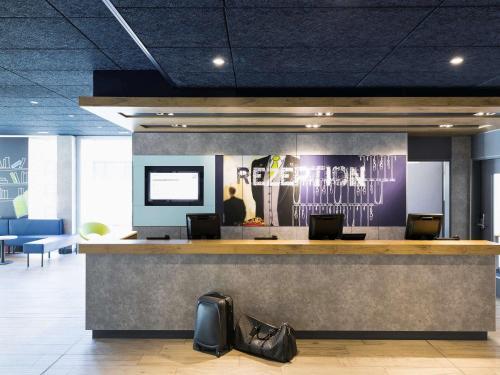 ibis budget Zurich Airport - Hotel - Glattbrugg