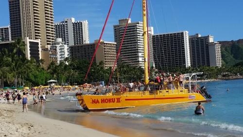 . Waikiki Beach Apartment #225