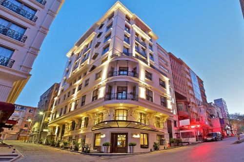 Istanbul Adelmar Hotel Istanbul Sisli ulaşım