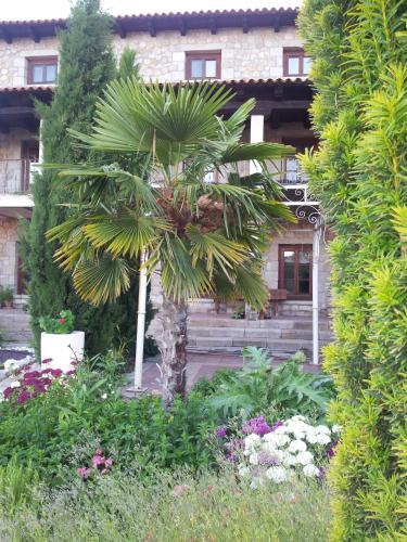 Hotel Rural San Pelayo 房间的照片