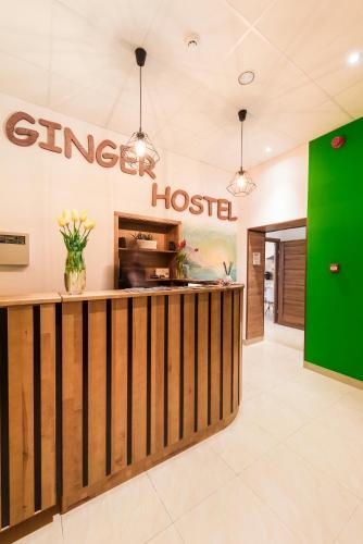 Фото отеля Ginger ApartHostel