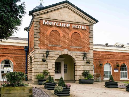 . Mercure Haydock Hotel