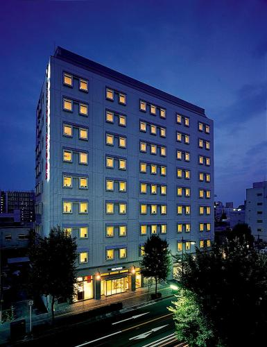 仙台站圖書館酒店 LibraryHotel Sendai Ekimae