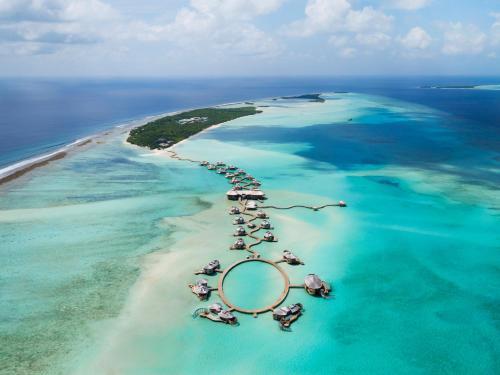 Medhufaru Island, Noonu Atoll, Republic of Maldives.