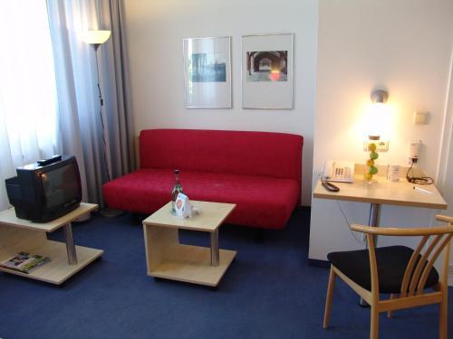 enjoy hotel Berlin City Messe impression