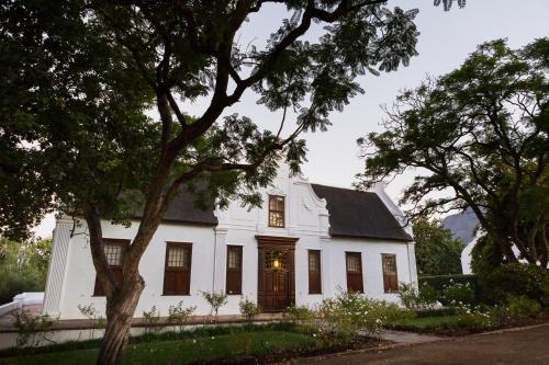 Vrede En Lust Estate, Simondium, Western Cape