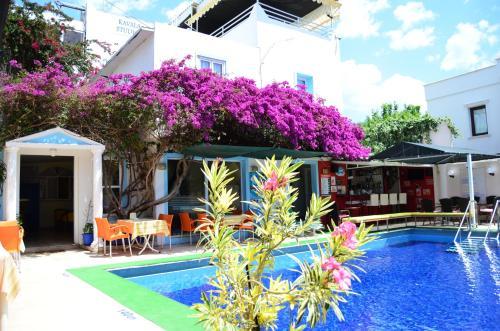 Bodrum City Kavala Studio Hotel tek gece fiyat