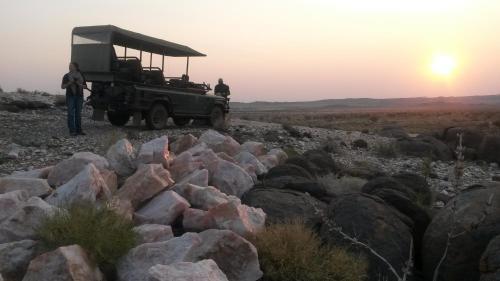Фото отеля Tutwa Desert Lodge