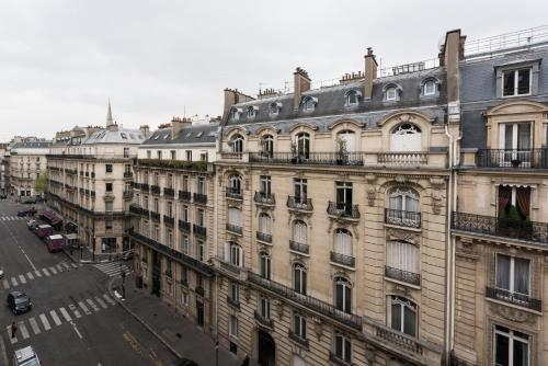 Appartement Chaillot photo 5