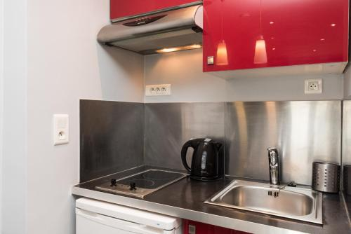 Appartement Chaillot photo 8