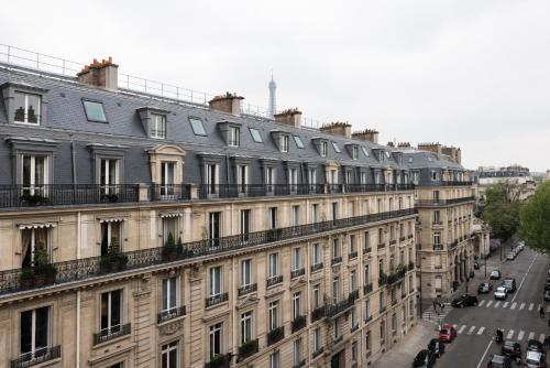 Appartement Chaillot photo 9
