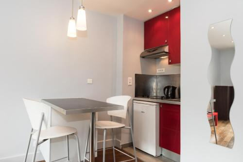 Appartement Chaillot photo 10