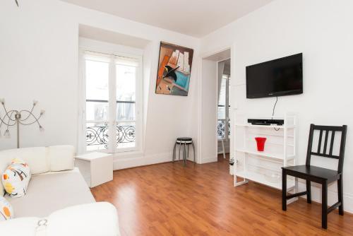 Monceau Apartment impression